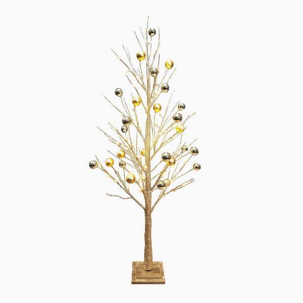 Oferta de Árvore de Natal LED BGOLD 52 por 55,99€