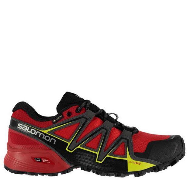 Oferta de Salomon Speedcross Vario 2 GTX Mens Trail Running Shoes por 102€