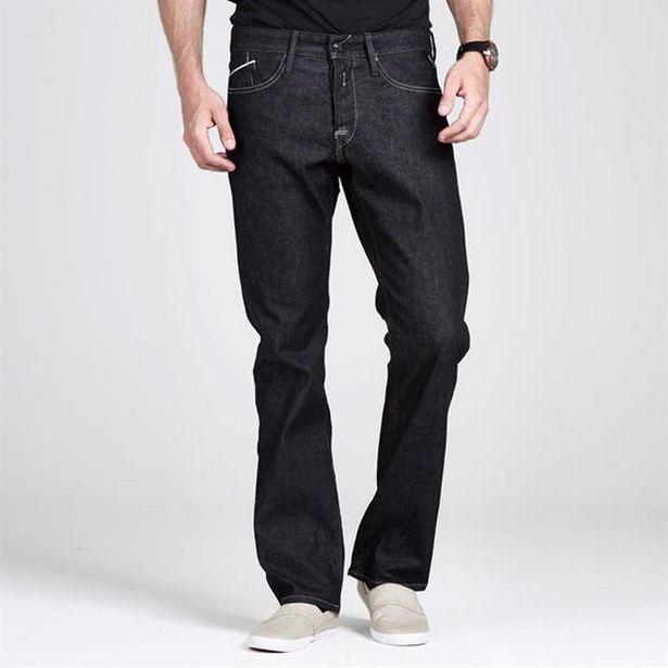 Oferta de Replay Regular Straight Jeans por 53,99€