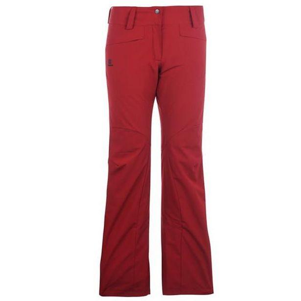 Oferta de Salomon Rise Ski Pants Ladies por 44,39€