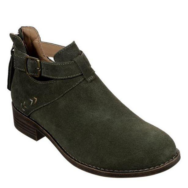 Oferta de Skechers Sepia Womens Ankle Boots por 38,4€