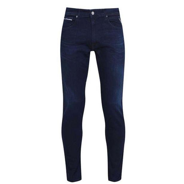 Oferta de Replay Grover Slim Jeans Mens por 54€