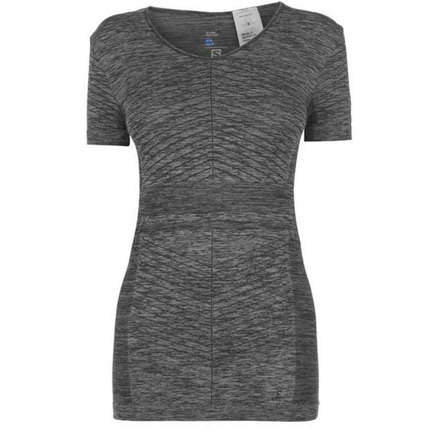 Oferta de Salomon Elevate T Shirt Ladies por 20,4€