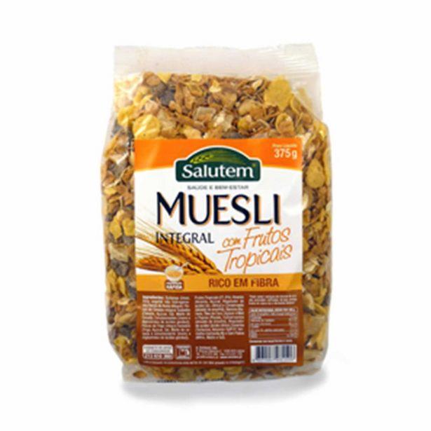 Oferta de Muesli Integral com Frutos Tropicais Salutem por 2,29€