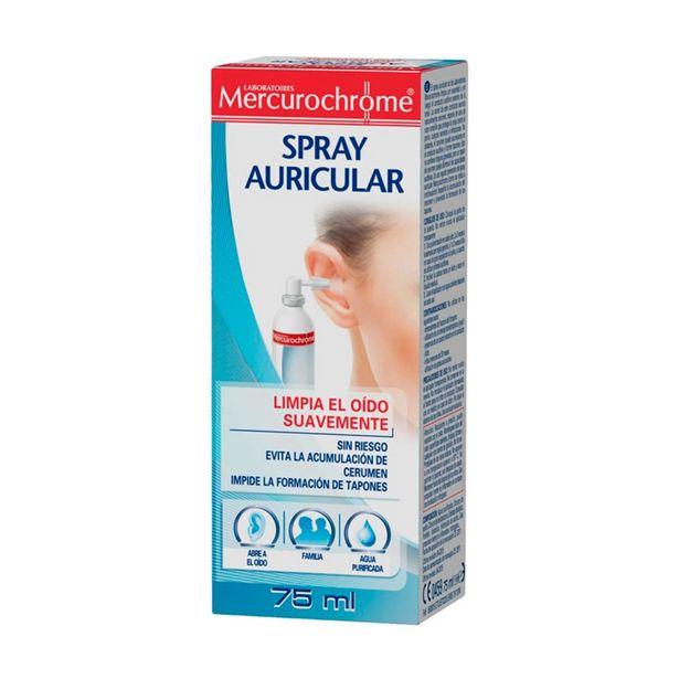 Oferta de Spray Auricular Mercurochrome por 8,64€