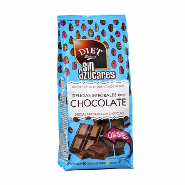 Oferta de Delícias Intregrais com Chocolate Sem Açúcar Radisson por 2,94€