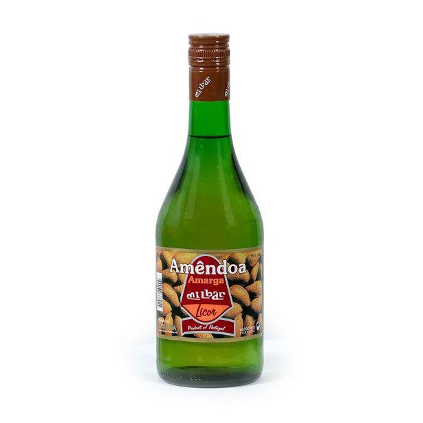 Oferta de Licor de Amêndoa Amarga Milbar por 4,19€