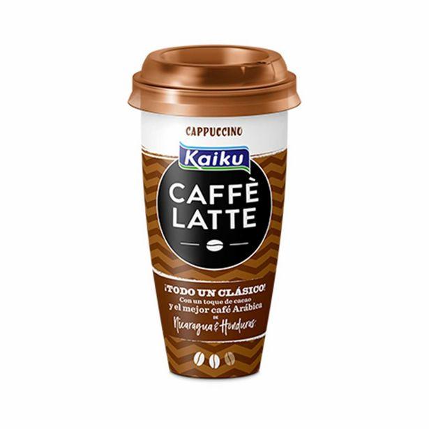 Oferta de Café com Leite Capuccino Kaiku por 1,59€