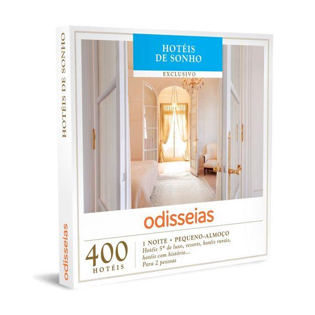 Oferta de Voucher Hotéis de Sonho Odisseias por 99,9€