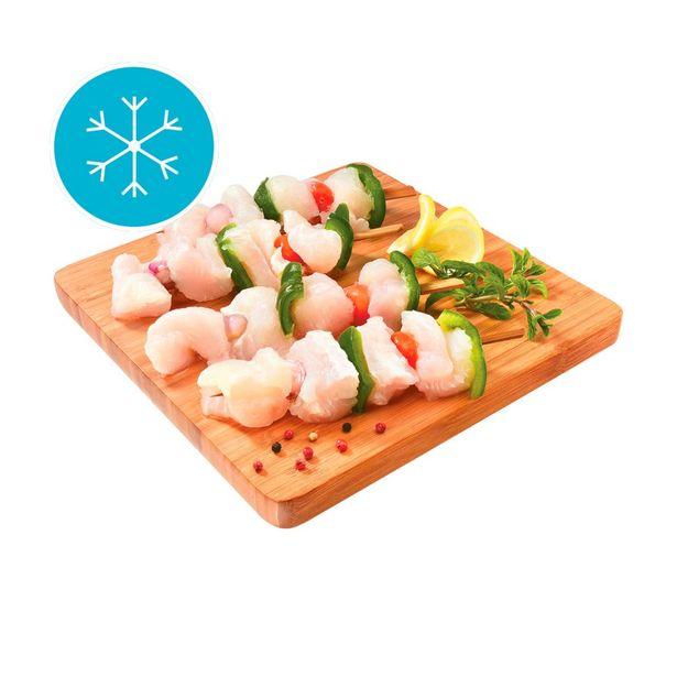 Oferta de Espetadas de Peixe Congeladas - Unidade 0.5 Kg por 3,49€