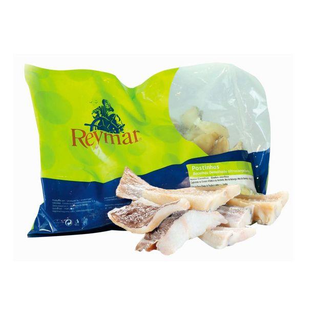 Oferta de Postinhas de Bacalhau Congelado Reymar por 3,49€