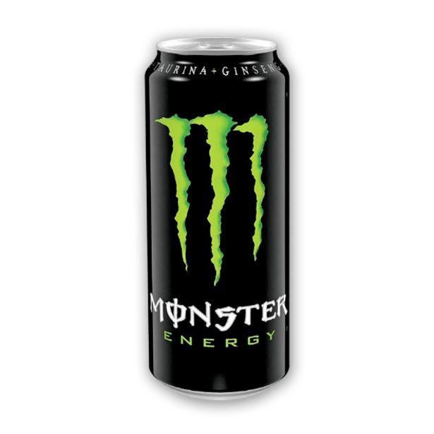 Oferta de Monster Energy Bebida Energética por 1,19€