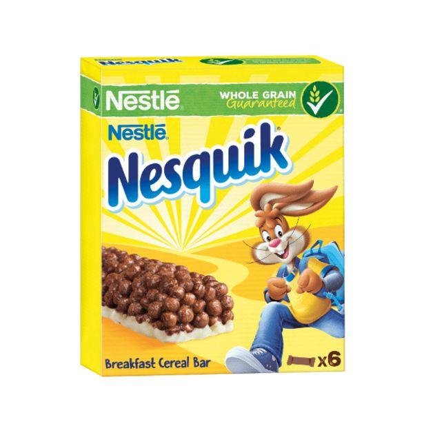 Oferta de Nesquik Barras de Cereais por 1,74€