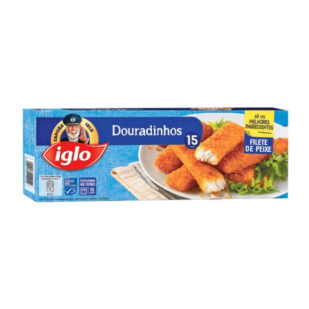 Oferta de Iglo Douradinhos de Peixe por 3,49€