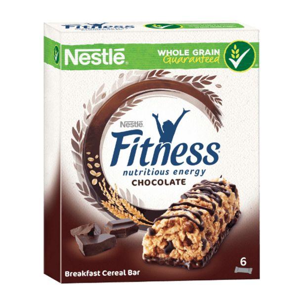 Oferta de Barra Fitness Chocolate por 1,94€