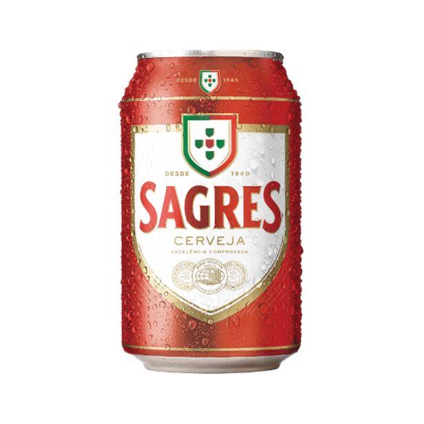 Oferta de Sagres Cerveja por 0,59€