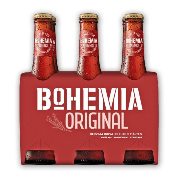 Oferta de Sagres Bohemia Original Cerveja por 4,49€