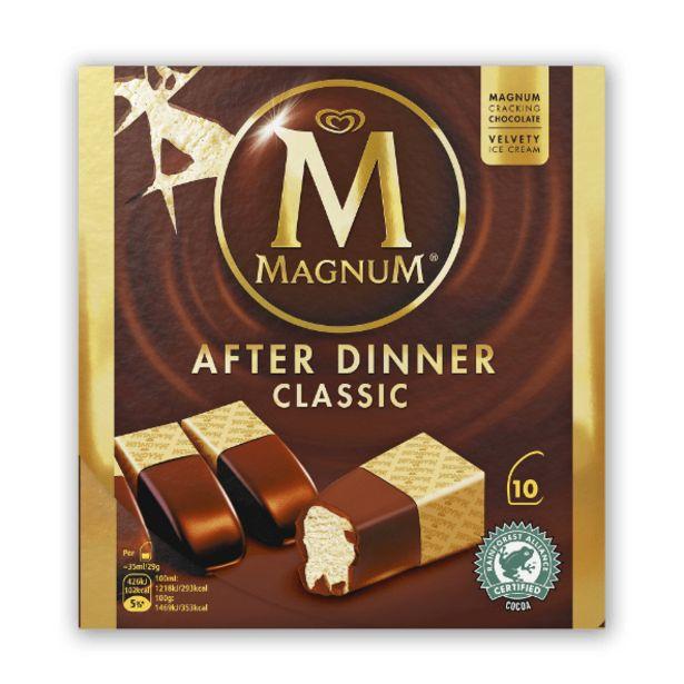 Oferta de Magnum Gelado After Dinner por 3,29€