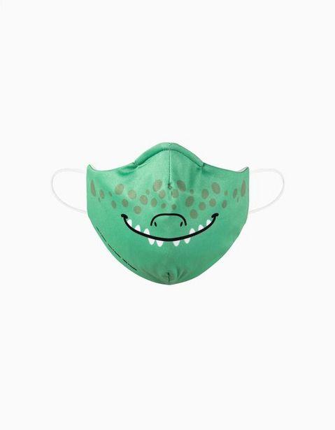 Oferta de Máscara Adulto 'Air' - Nível 3, Dinossauro por 0,99€