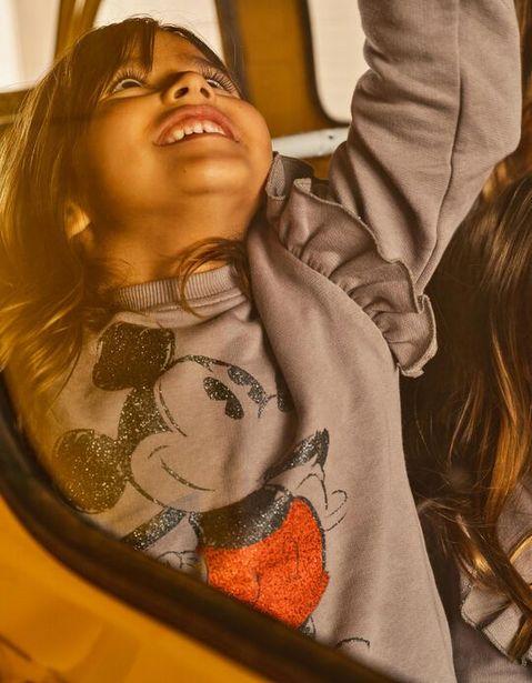 Oferta de Sweatshirt para Menina Disney 'You & Me', Cinza por 9,99€