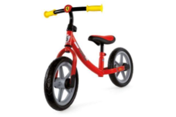 Oferta de Bicicleta Scuderia Ferrari  por 31,49€