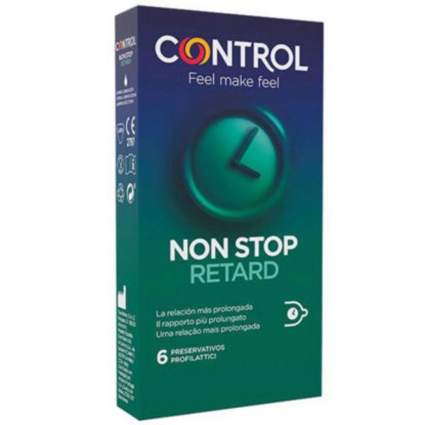 Oferta de Preservativos CONTROL Retard 6un por 4,99€
