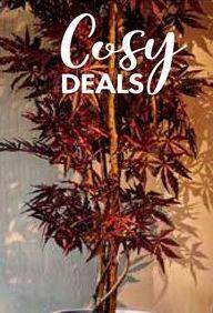 Oferta de Plantas artificiais por 159€