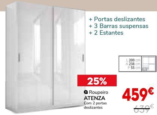 Oferta de Roupeiro por 459€