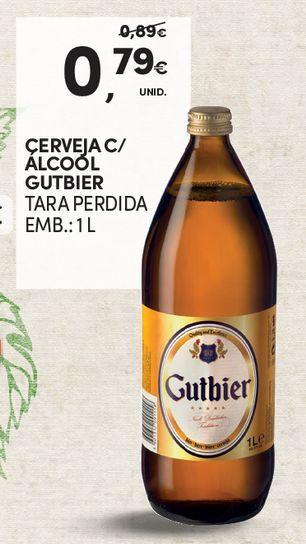 Oferta de Cerveja por 0,79€
