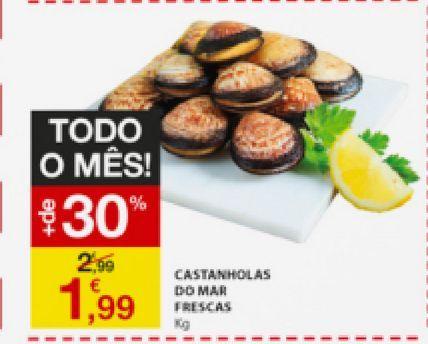 Oferta de Frutos do mar por 1,99€