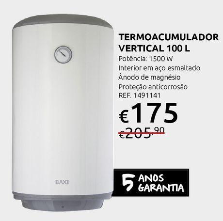 Oferta de Termo acumulador por 175€