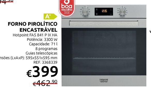 Oferta de Forno por 399€