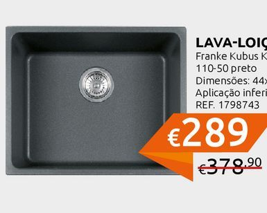 Oferta de Lava louças por 289€