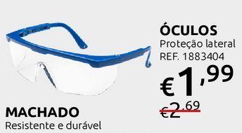 Oferta de Óculos de segurança por 1,99€