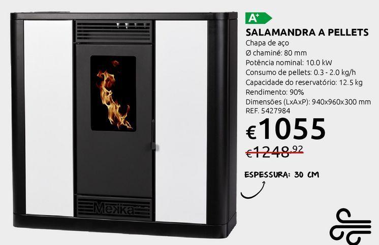 Oferta de Aquecimento por 1055€