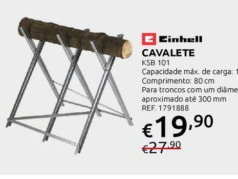 Oferta de Ferramentas de jardim Einhell por 19,9€