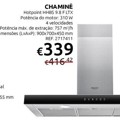 Oferta de Eletrodomésticos para cozinha por 339€