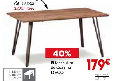 Oferta de Mesa por 179€