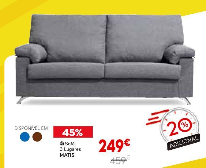 Oferta de Sofá por 249€