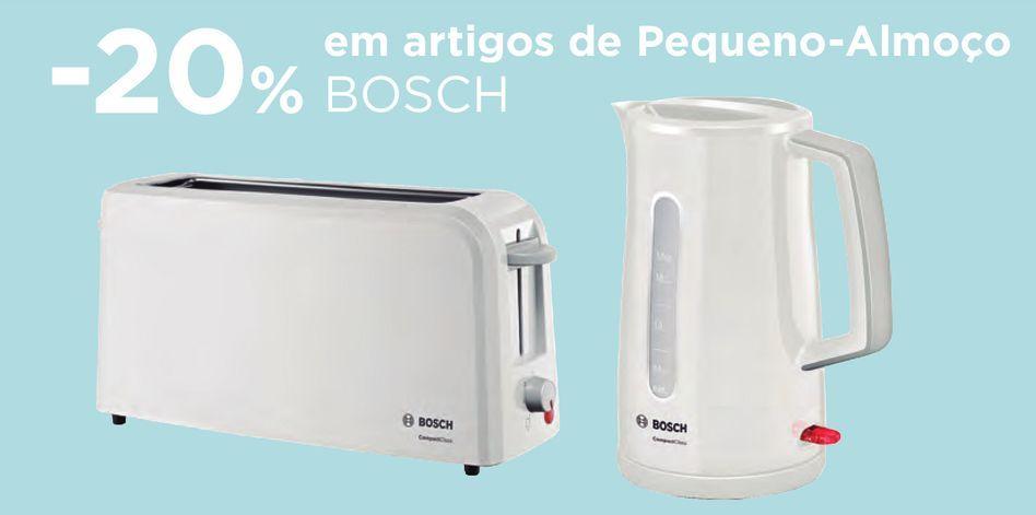 Oferta de Eletrodomésticos para cozinha Bosch por