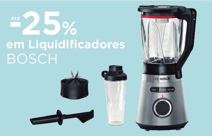 Oferta de Liquidificador Bosch por
