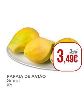 Oferta de Frutas por