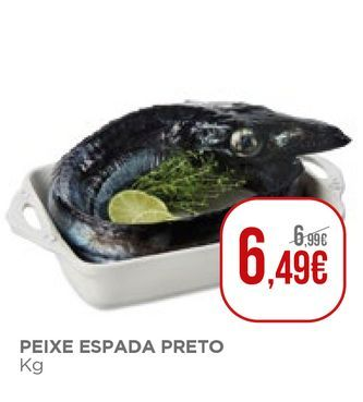Oferta de Peixe por