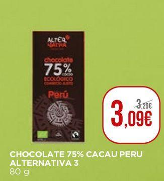 Oferta de Chocolates por