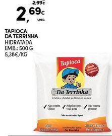 Oferta de Alimentação por 2,69€