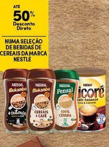 Oferta de Alimentação Nestlé por