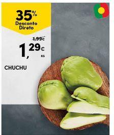 Oferta de Alimentação por 1,29€