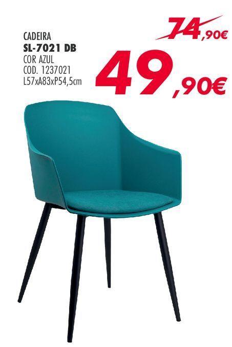 Oferta de Cadeiras por 49,9€