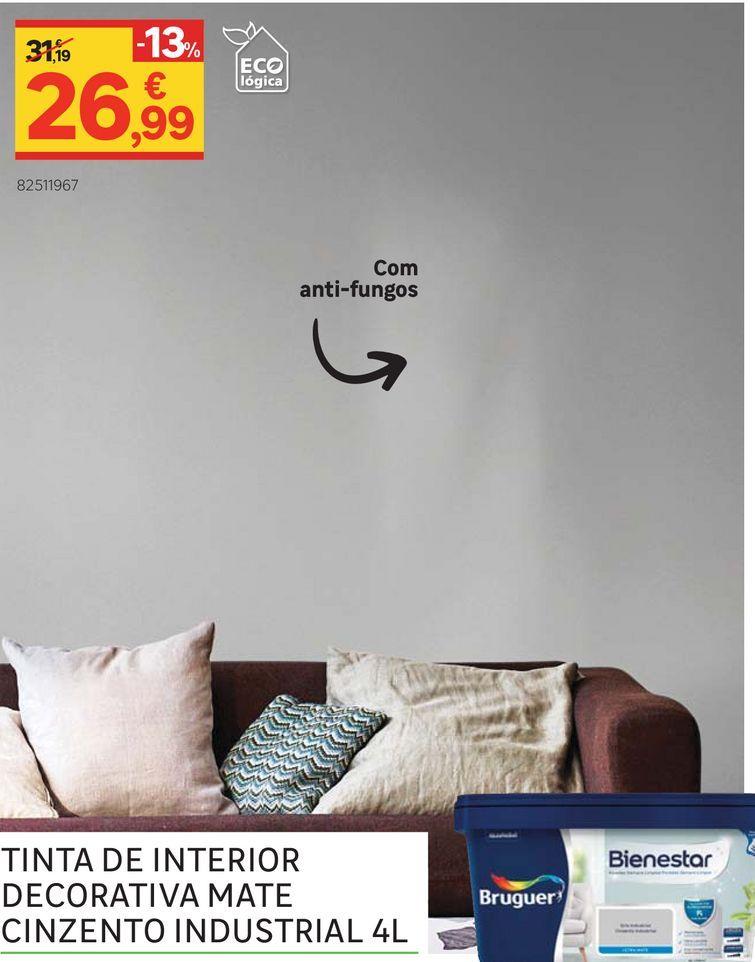 Oferta de Pintura interior por 26,99€