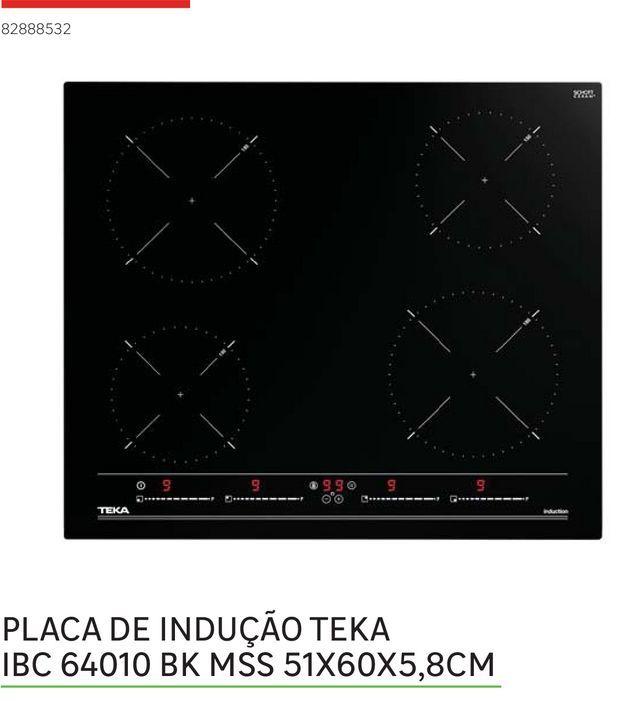 Oferta de Placa de cozinha Teka por 279€